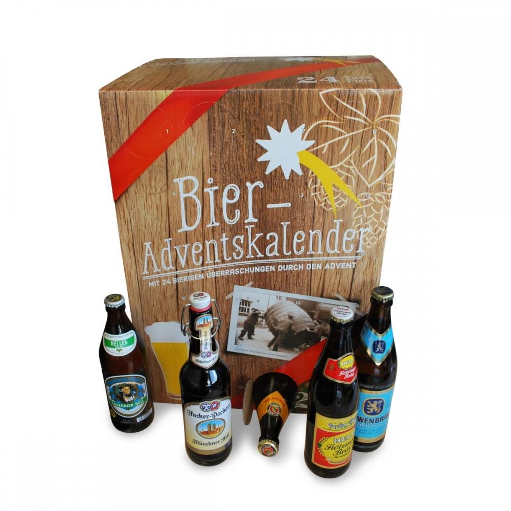 Bier Weihnachtskalender.Bier Adventskalender Limitiert Online Kaufen Geschenkbox De