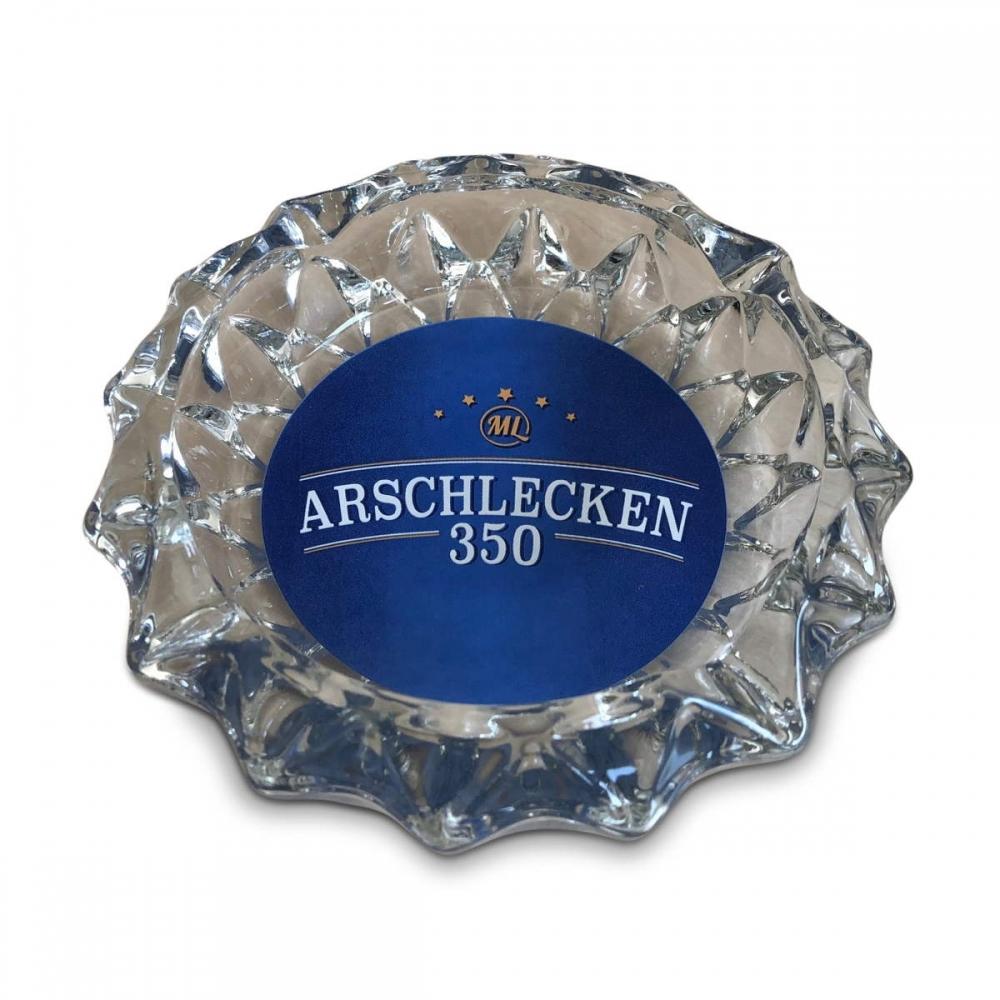 Aschenbecher Arschlecken 350