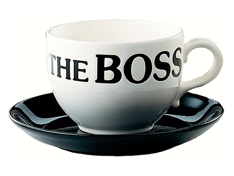Die Kaffeetasse für den Boss / Chef