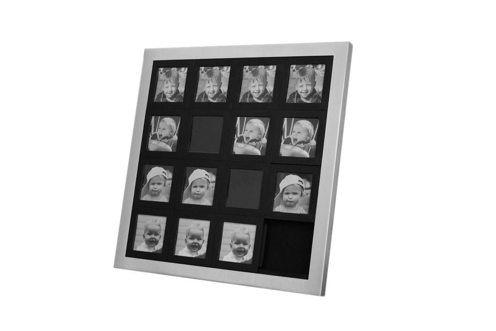 Bilderpuzzle - verschiebbarer Fotorahmen für eigene Fotos ...