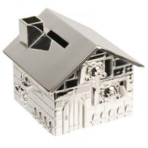 Haus in Sparkassendesign