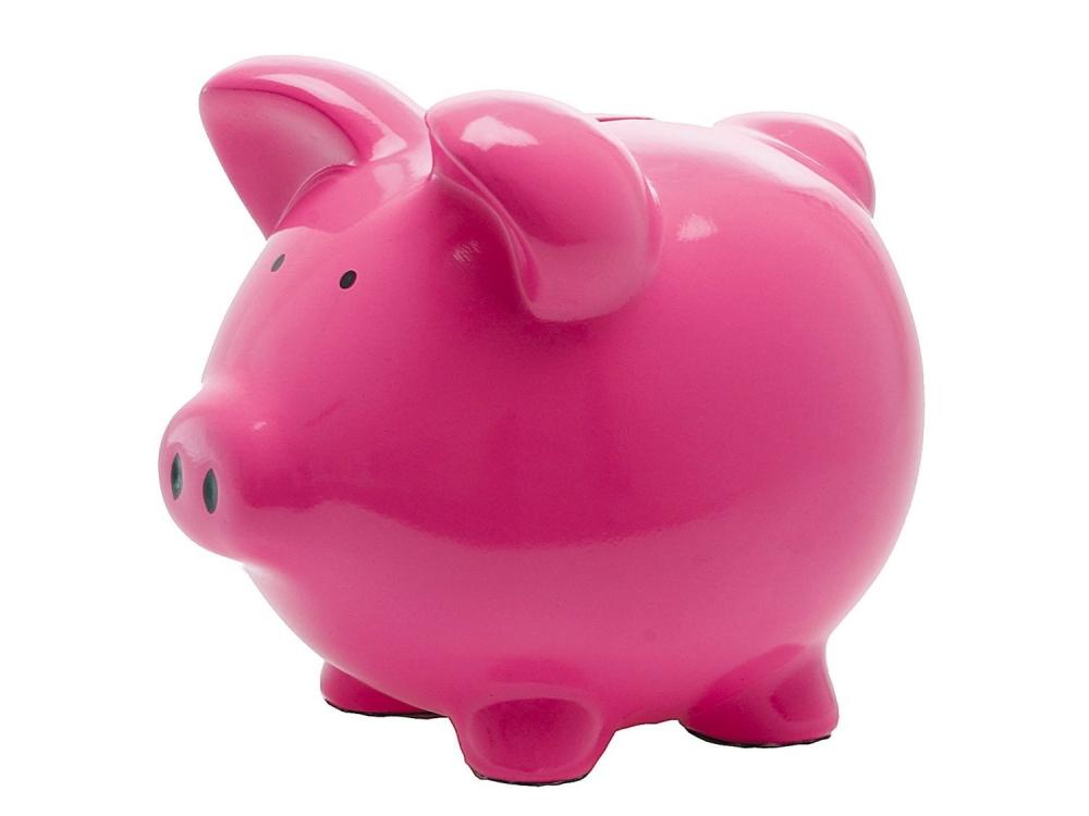 Sparschwein XXL Pink