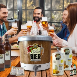 Bier Set Luxus - komplett
